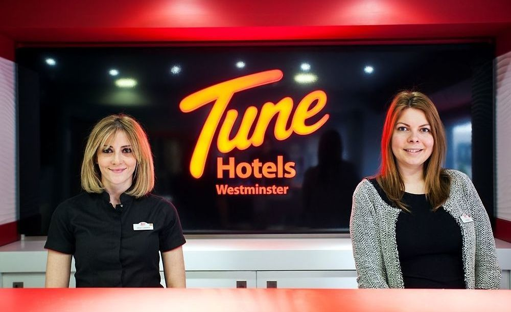 Tune Hotel Westminster London | Best Rates Guarantee | Book Now